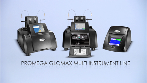 Overview Glomax Multimode Readers